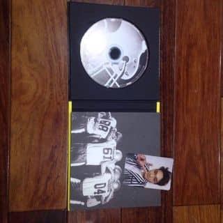 Anlbum LOVE ME RIGHT Kver có card Chen  của vuthuquynh1997 tại Hà Nội - 1424548