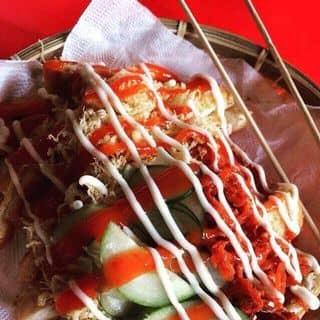 Bánh mì muối ớt xúc xích chà bông bò khô của nam.noc tại 0977059933 - 0973473436, Quận Hai Bà Trưng, Hà Nội - 1423117