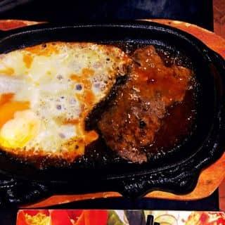 Bò bít tết + trứng của tranhonghanh03042000 tại 2 Ngõ Tràng Tiền,  Phan Chu Trinh, Quận Hoàn Kiếm, Hà Nội - 1414304