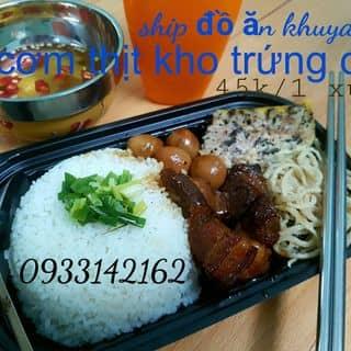 Cơm thịt kho trứng cút của andrenaduong tại Hà Nội - 1039949