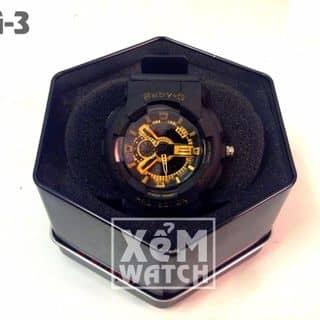 Đồng hồ casio G-shock Nam nữ của mr.joker525 tại 253 Ngõ Văn Chương, Khâm Thiên, Quận Đống Đa, Hà Nội - 1413001