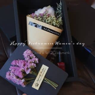 Hoa khô kèm thiệp💐 của anhnguyeenx tại Hà Nội - 1404751