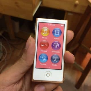 iPod Nano Gen 7 hàng trả BH của Apple của nhattruongf23 tại Hà Nội - 1024872