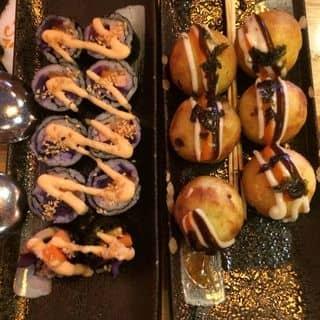 Kim bắp + takoyaki của phamhang12 tại 75 Phạm Tuấn Tài, Dịch Vọng Hậu, Quận Cầu Giấy, Hà Nội - 678529