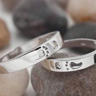 Nhẫn đôi bạc  của pricestrawberykute tại Hà Nội - 1434742