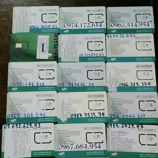 Sim sinh viên viettel 10số tài khoản 30k của thieugianhan tại Hà Nội, Quận Ba Đình, Hà Nội - 1050092