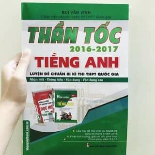Thần tốc ôn thi Tiếng Anh của thaolinh tại Hà Nội - 595306