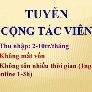Tuyển ctv của hoacotu2 tại Hà Nội - 1047075