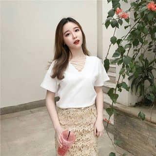 Áo đan dây ngực của huyen123456789 tại Huyện Thanh Trì, Hà Nội - 3162717