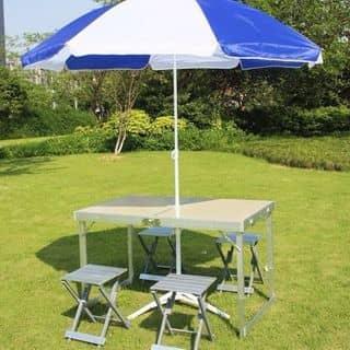 Bàn ghế siêu gọn của quangcuong8387 tại Hà Nội - 2691637