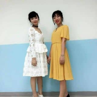 Bán váy trắng 200k của vitburberry tại Hà Nội - 2522033