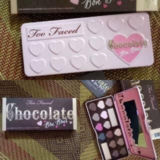 Bảng mắt too faced chocolate bon bon của minglinh tại Hà Nội - 3207583