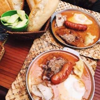 Bánh mì chảo của buinhu974 tại 8 Ngõ 22 Trung Kính, Trung Hoà, Quận Cầu Giấy, Hà Nội - 883524