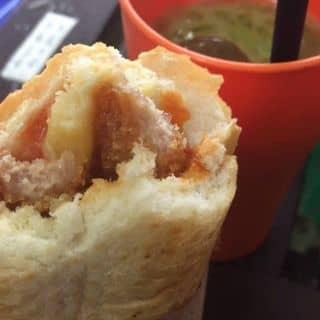 Bánh mì nem khoai + trà thái xanh của khanlunnn tại 102 D11 Thái Thịnh, Quận Đống Đa, Hà Nội - 2748601