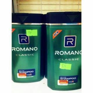 Bộ sản phảm sữa tắm và dầu gội Romano của xengmoc tại Hà Nội - 3212191