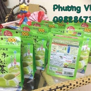 Bột matcha trà xanh nguyên chất Nhật Bản của choppy1 tại Hà Nội - 2666049