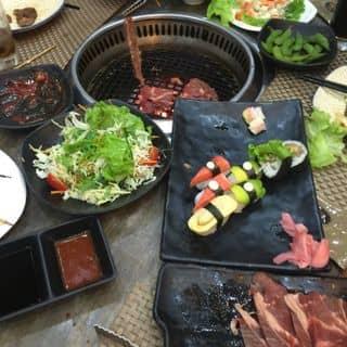 Buffet lẩu nướng nhật của linhhao1102 tại 2B Nguyễn Thị Thập, Quận Cầu Giấy, Hà Nội - 474134