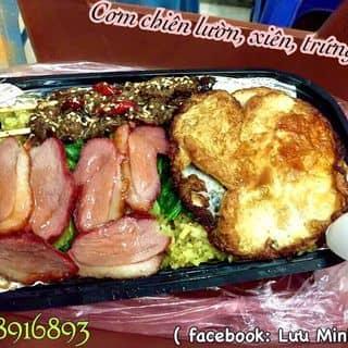 Cơm chiên lườn, xiên, trứng của tieuthudaicac2007 tại 0918916893, 58 Đại Cồ Việt, Lê Đại Hành, Quận Hai Bà Trưng, Hà Nội - 3189606