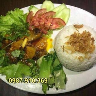 Cơm sườn chua ngọt của huongthu415 tại Đại Từ, Quận Hoàng Mai, Hà Nội - 3148861