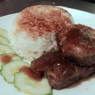 Cơm sườn nướng BBQ của cutys2haxu1101 tại 35 Ngõ 77 Bùi Xương Trạch, Quận Thanh Xuân, Hà Nội - 2907129