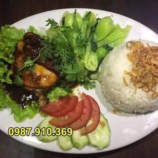 Cơm trắng gà BBQ của tuanoi39 tại Hà Nội - 3148428