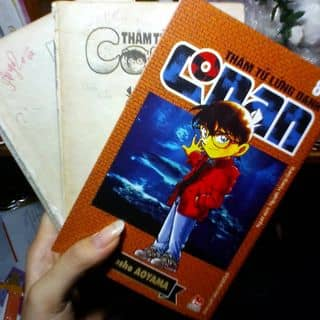 Combo Conan 10,40,84 của kookbong tại Times City, Quận Hai Bà Trưng, Hà Nội - 2684370