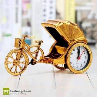 Đồng hồ để tủ xích lô độc lạ của cuahangchuan.com tại Hà Nội - 2771340