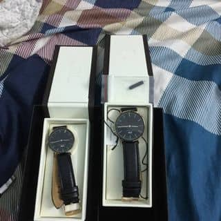 Đồng hồ đôi DW cần thanh lý của tranquyen986 tại Hà Nội - 3094651