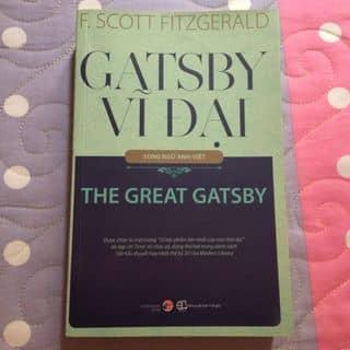 Gatsby vĩ đại - The Great Gatsby - sách song ngữ của tueminh215 tại Ngã Tư Sở, Quận Đống Đa, Hà Nội - 3062531
