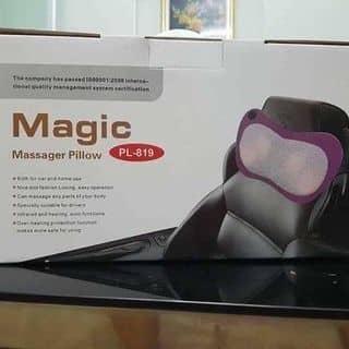 Gối massage hồng ngoại đảo chiều đa năng của chichi304107 tại Hà Nội - 2681845