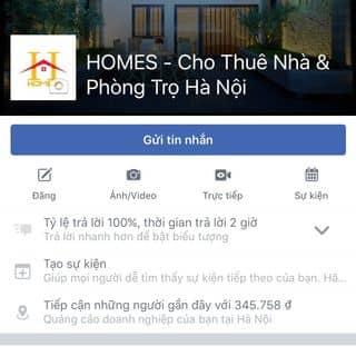 HOMES - Cho thuê nhà & Phòng trọ HN của cuonglc93 tại Hà Nội - 2862422
