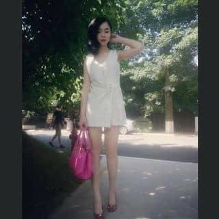Jum giả váy kẻ đen trắng của khanhvi23 tại Hà Nội - 2833230