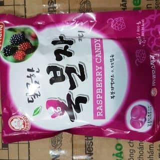 Kẹo mâm xôi Hàn Quốc của nangcho tại Hà Nội - 931078