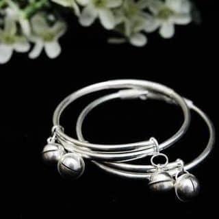 Lắc chuông trẻ em bạc ta của nguyenhoai3896 tại Hà Nội - 2889900
