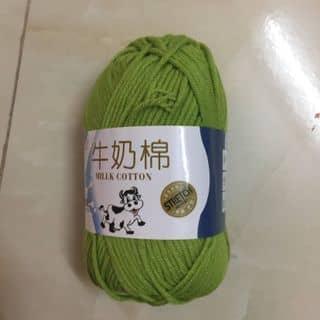 Len cotton xanh lá mạ của nguyenhai17391 tại Hà Nội - 1777508
