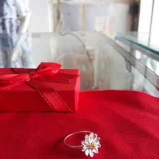 Nhẫn bạc hoa cúc của baclinhmy tại 195 Quan Hoa, Quan Hoa, Quận Cầu Giấy, Hà Nội - 1252944