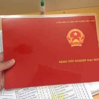 Nhận làm văn bằng, chứng chỉ và tất cả các loại giấy tờ khác của khuuhaihiep1955 tại Hà Nội - 2910261