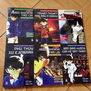 Novel conan của dongbang.manga.shop tại Hà Nội - 3208314