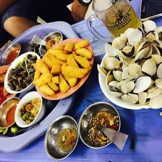 Ốc, ngao, nem, khoai.. của chieungoc tại 109Y9 ĐHKTQD , Quận Hai Bà Trưng, Hà Nội - 433292