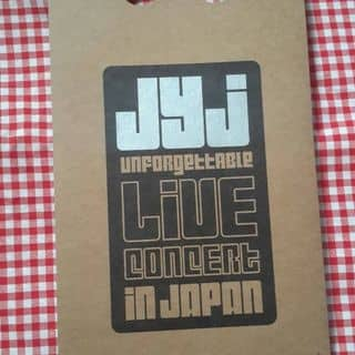 Photobook JYJ unforgettable live concert in Japan của summershine tại Hà Nội - 2944578