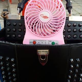 Quạt tích điện mini của sieunhancarot tại 15 Phạm Hùng, Mỹ Đình 2, Quận Cầu Giấy, Hà Nội - 451205