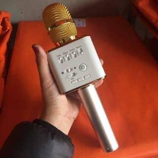 Sale cuối năm dành cho Micro Micgeek Q9 - MICRO KÈM LOA BLUETOOTH của d9mx24 tại Hà Nội - 2372623