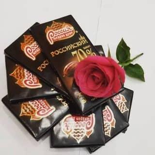 Socola đen xách tay 100% từ Nga của maianh30819 tại Hà Nội - 2815789