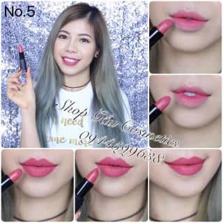 Son Chic Holic Soft Matte Lipstick No.5 của lebich3 tại Hà Nội - 2090431