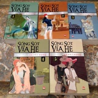 Sóng sot vỉa hè của dongbang.manga.shop tại Hà Nội - 2942014