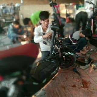 Sửa chữa xe đạp điện của viethq tại Ngách 53 Ngõ 165 Xuân Thủy, Dịch Vọng Hậu, Quận Cầu Giấy, Hà Nội - 2533104