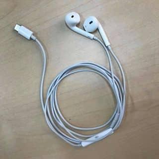 Tai nghe Iphone 7 Lightning Zin Chính hãng của dtinh tại Hà Nội - 3151937