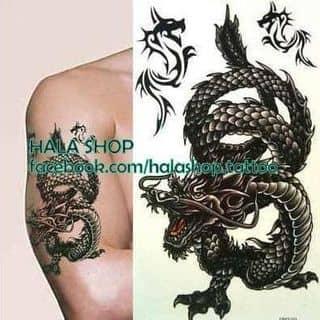 Tattoo sticker - Hình xăm dán của rhythm079 tại Ngõ 38 - Phương Mai, Quận Đống Đa, Hà Nội - 547050