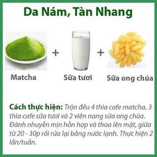 TINH BỘT TRÀ XANH của chuotmup tại Hà Nội - 3012767