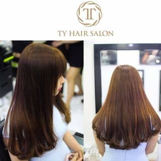 Tóc uốn cúp đuôi của fashionhairty tại Hà Nội - 2845989